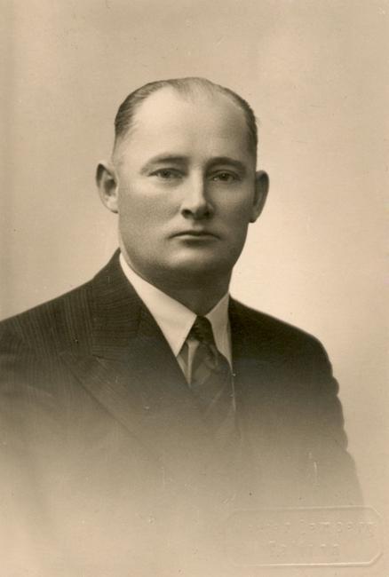Johannes Männik 1898 - 1941 Allikas: Aarne Vaigu erakogu
