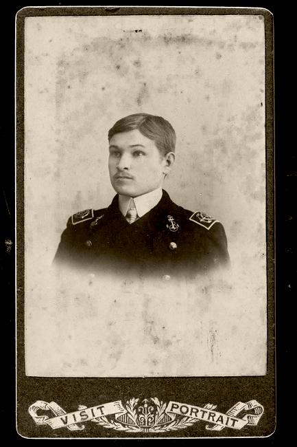 Maunus Mikenberg 1893-1977 Allikas: Aarne Vaigu erakogu