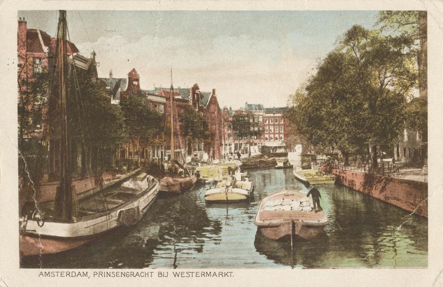 Amsterdam Allikas: Aarne Vaigu erakogu