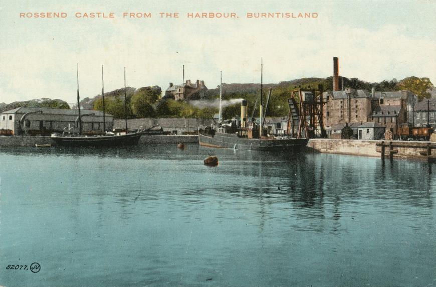 Burntisland Allikas: Aarne Vaigu erakogu