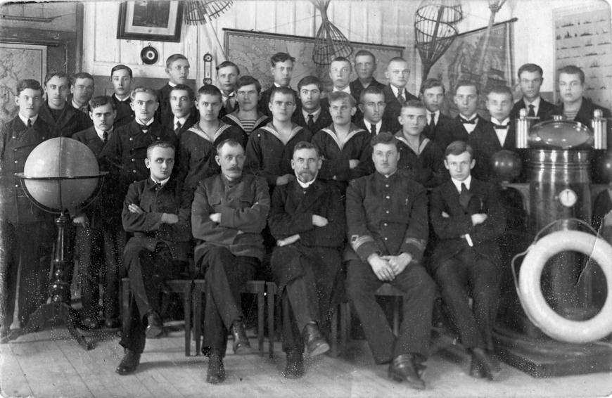 1919, Käsmu Merekool Allikas: Aarne Vaigu erakogu