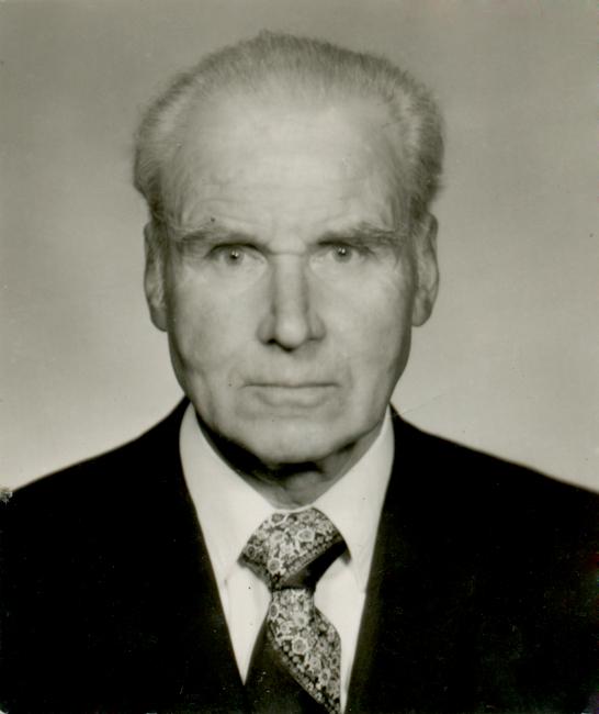 Jakob Kristenbrun 1913 - 2008 Allikas: Aarne Vaigu erakogu