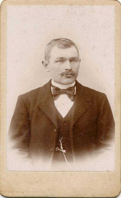 Julius Weintrup 1884-1947 Allikas: Aarne Vaigu erakogu