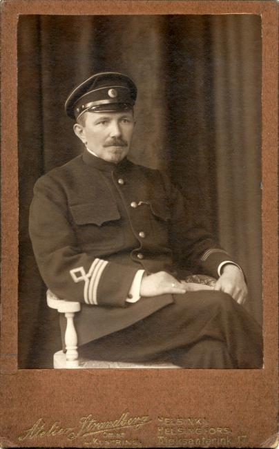 Aleksander Männik 1878-1918 Allikas: Aarne Vaigu erakogu
