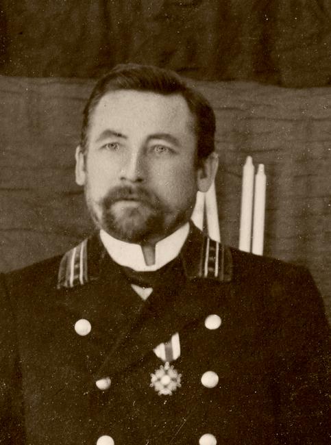 Karl Larens 1866-1953 Allikas: Aarne Vaigu erakogu