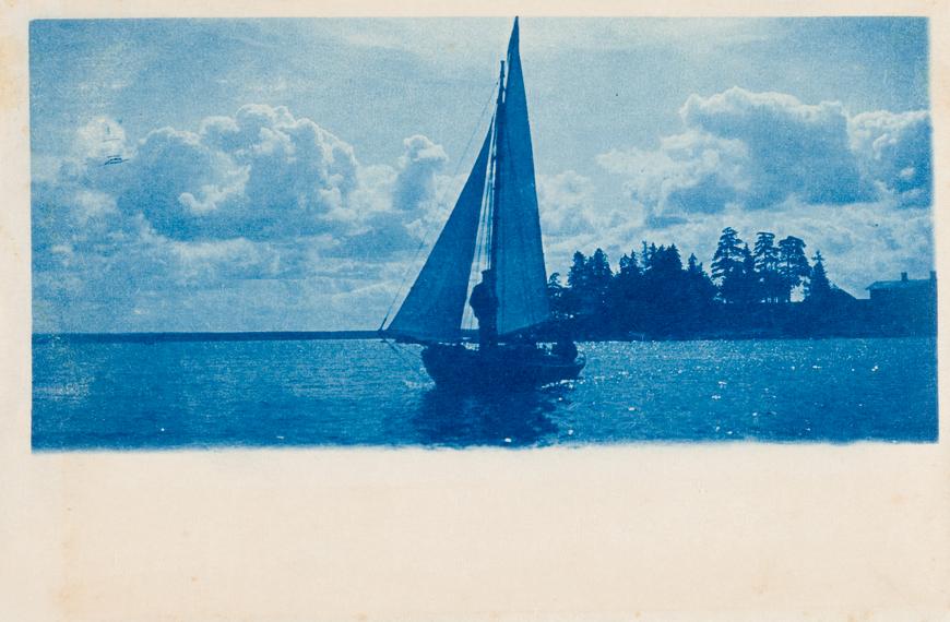 Edmund Russow album Allikas: Aarne Vaigu erakogu, foto: Edmund Russow