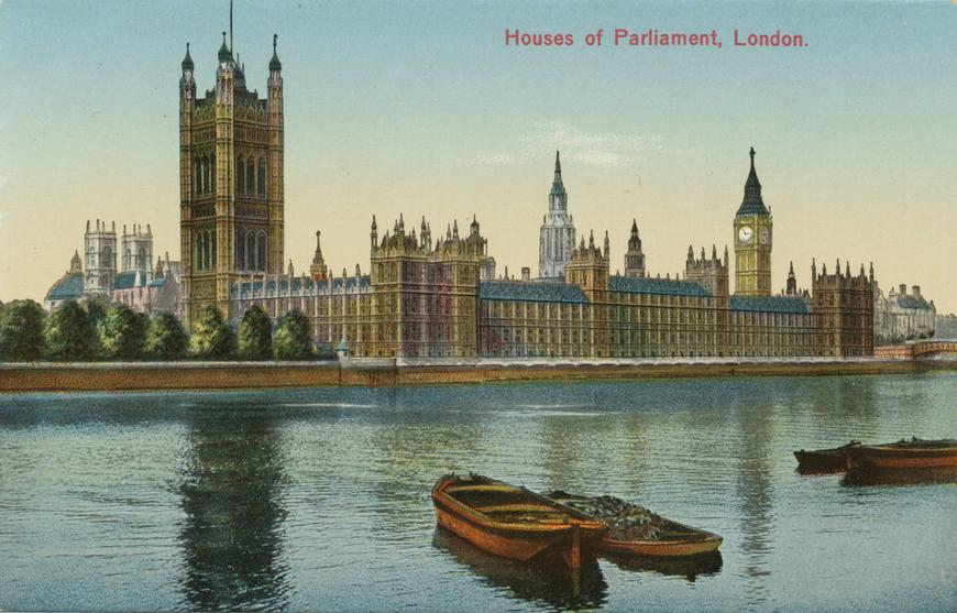London / Houses of Parliament Allikas: Aarne Vaigu erakogu