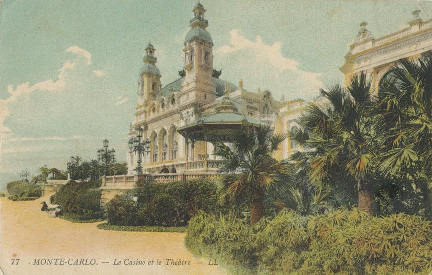 Monte-Carlo Allikas: Aarne Vaigu erakogu