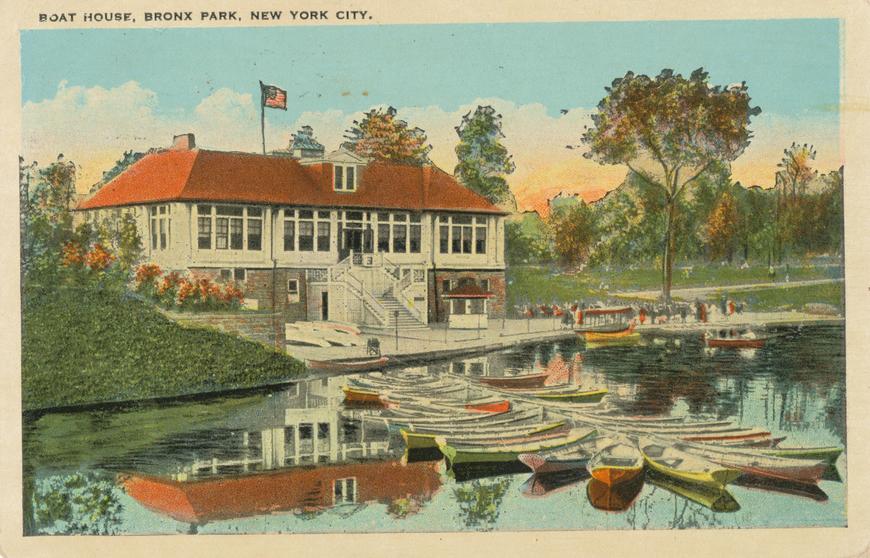New York City / Bronx Park Allikas: Aarne Vaigu erakogu
