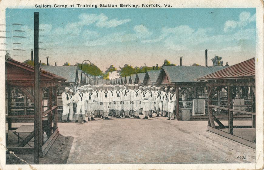 Norfolk Sailors Camp Allikas: Aarne Vaigu erakogu