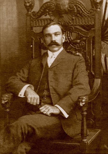 Robert Pruun 1877- Allikas: Aarne Vaigu erakogu
