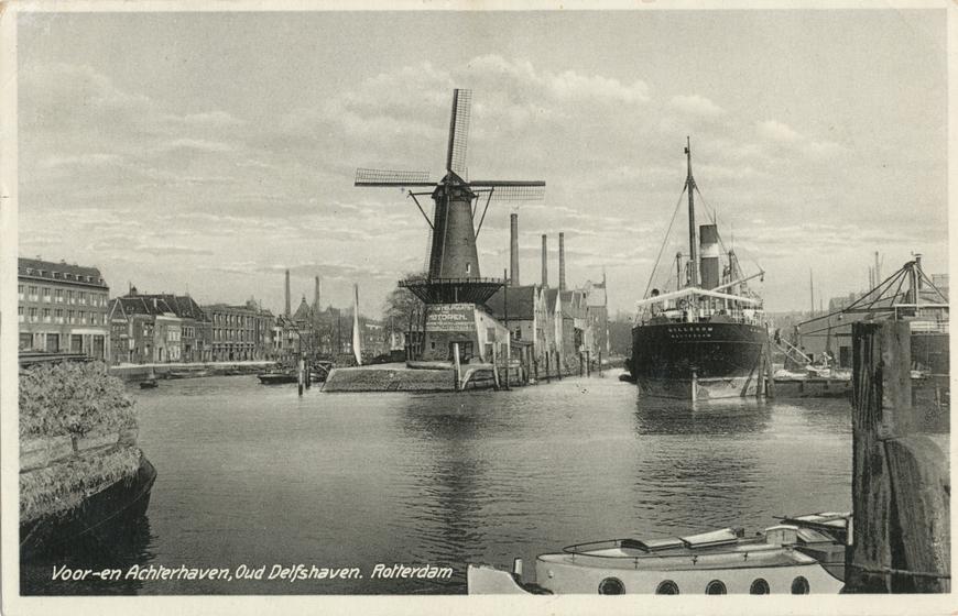 Rotterdam Allikas: Aarne Vaigu erakogu