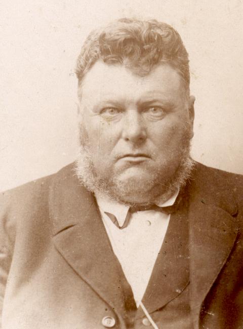 Jakob Suksdorf 1849-1918 Allikas: Aarne Vaigu erakogu