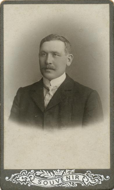 Eduard Georg Tiidemann 1872-1953 Allikas: Aarne Vaigu erakogu