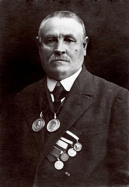 Toomas Eintrei 1851-1948 Allikas: Aarne Vaigu erakogu