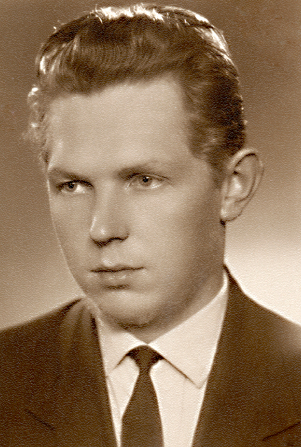 Hannes Männik 1942- Allikas: Aarne Vaigu erakogu