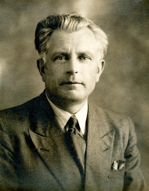 Harald Adolf Männik 1905-1973 Allikas: Aarne Vaigu erakogu