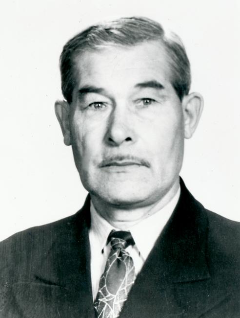 Jakob Pajos 1887-1950 Allikas: Aarne Vaigu erakogu