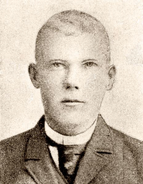 Joosep Liholm 1869-1902 Allikas: Aarne Vaigu erakogu