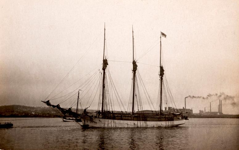 Julia 1899 Allikas: Aarne Vaigu erakogu