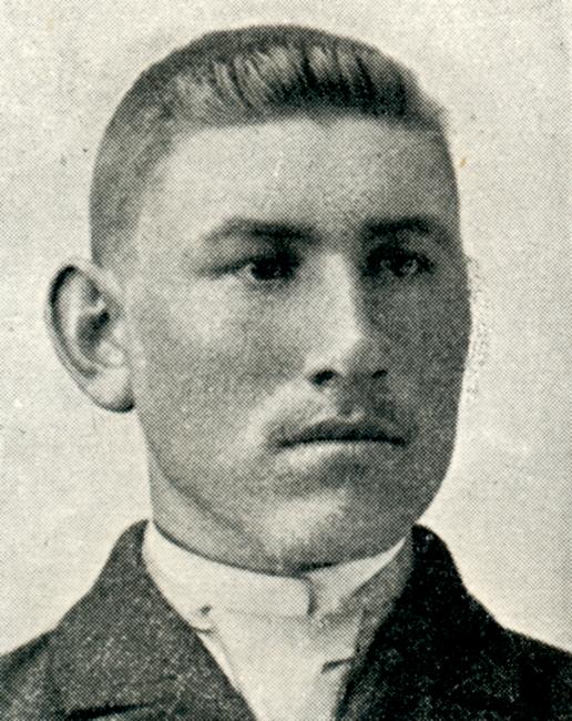 Karl Kaaman 1874-1908 Allikas: Aarne Vaigu erakogu