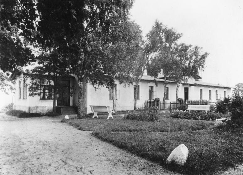 Käsmu Merekool 1930-ndatel Allikas: Aarne Vaigu erakogu