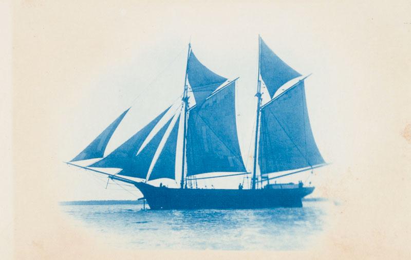 Polaris / Käsmu 1898  Allikas: Aarne Vaigu erakogu