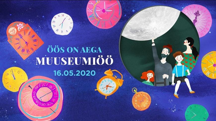 muuseumiöö ÖÖS ON AEGA 2020