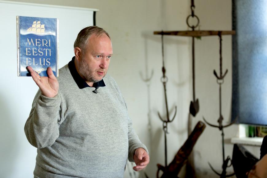 Vootele Hansen ettekanne Käsmu merekooli üldisemst ajaloolisest taustast