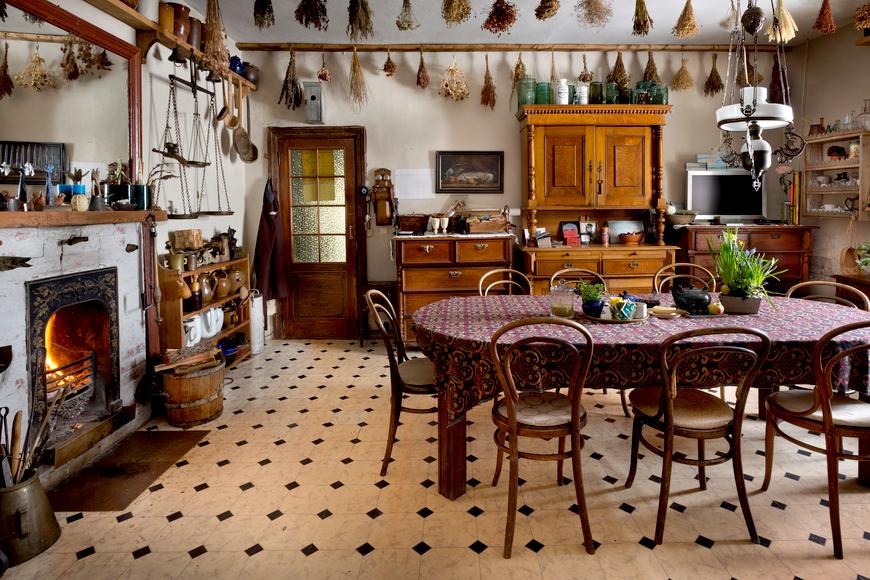 Kitchen / Käsmu Maritime Museum