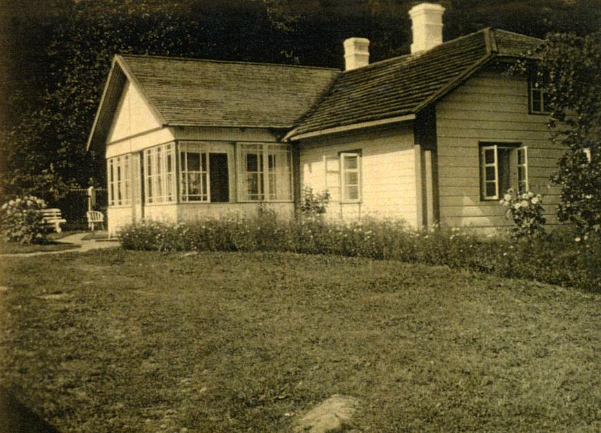 Sepa talu elumaja