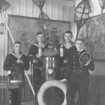 1919, Käsmu Merekooli õpilased