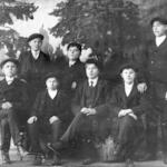 20. märts, 1918, Käsmu Merekooli õpilased