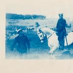 Tsaariaegne piirivalve ohvitser kordonihoone põhjarannal