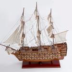 Põhjasõja aegse sõjalaeva mudel