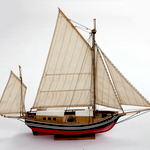 "Julla ""Gipsy Moth IV"" laevamudel"