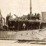 Vambola, miiniristleja meeskond