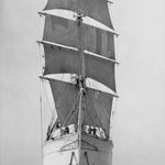 Tormilind 1922, täispurjes