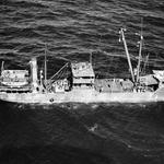 Tšarterlaev / Harjurand 23.05.1943 / USA