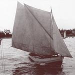 Regatt 1895, E. Russow, Klamasi kalapaat, poolvene