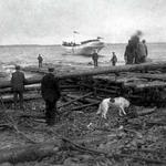 Egmundi veeskamine Kaevu valgamas 1900